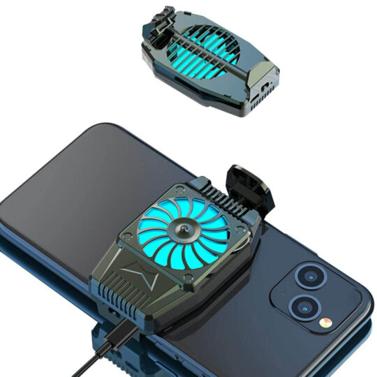 Cooler Gamer para Smartphone Resfriador - KP-VR312