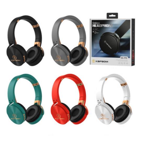 Headphone Bluetooth Estéreo - KA-915
