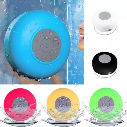 Caixa de Som Bluetooth à Prova D água para Banheiro BTS 06 - FS-10