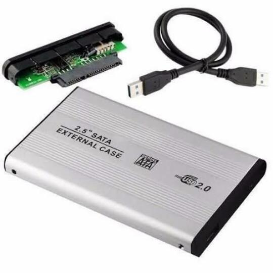 Case para HD 2.5 Polegadas HDD Sata USB 2.0 Lehmox - LEY-33
