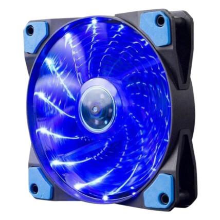 Cooler Fan para Gabinete Led Azul 1100 RPM - KP-VR310