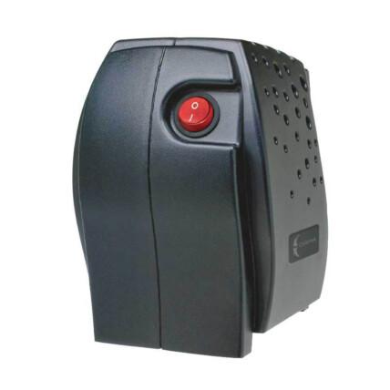 Protetor Eletrônico Multiuso ATM 500VA Bivolt Manual 4 Tomadas Coletek - PE-500BM