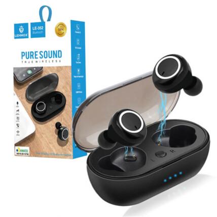 Fone Bluetooth 5.0 TWS Airphone True Wireless - LE-352