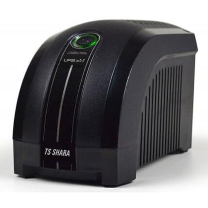Nobreak Ups Mini 600VA Monovolt 115V 5A com 6 Tomadas Ts Shara - TS-4004