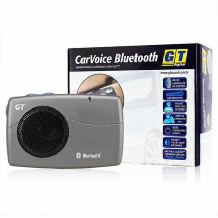 Viva-Voz GT Sound Car Voice Bluetooth - GT DIGITAL