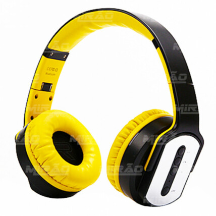 Fone de Ouvido 2 em 1 Bluetooth FM Caixa de Som Feir - FR-502