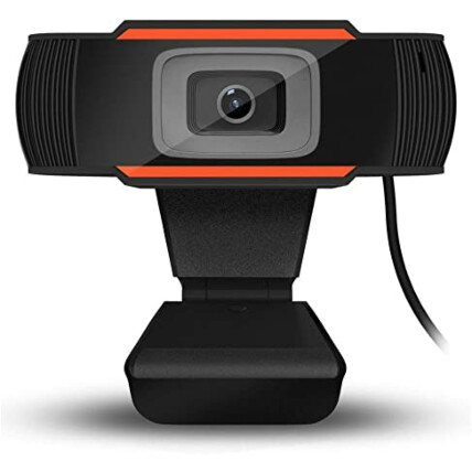 Webcam HD 720p com Microfone Integrado Usb Lotus - LT 187