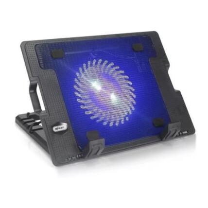 Base Cooler para Notebook 17 Polegadas com Suporte Knup - KP-9013