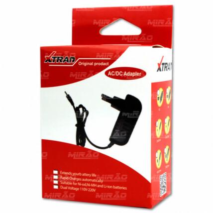 Fonte Carregadora 9 Volts 3a Bivolt Plug 2.5 Xtrad - XT-6014