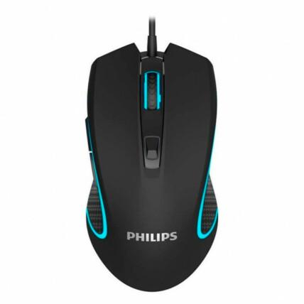 Mouse Gamer Philips Usb 6400dpi - G413 - SPK9413
