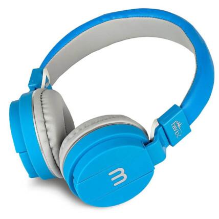 Headphone Com Fio e Botão para Atender Chamadas - F-2023