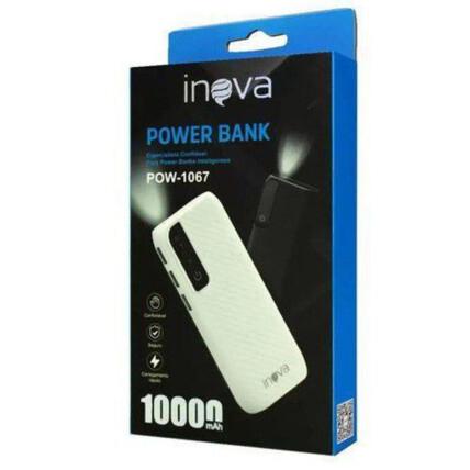 Power Bank 10000mah 5v com 3 Entradas Usb Inova - POW-1067