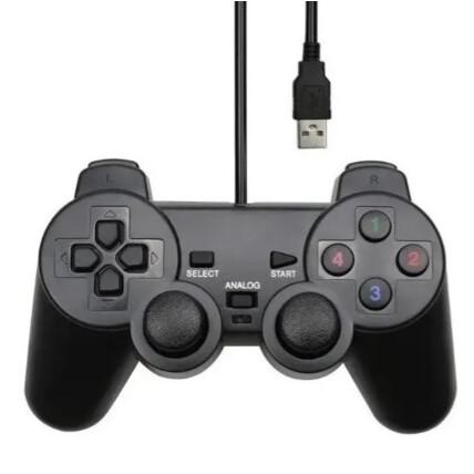 Controle Joystick para PC com Fio Usb - LT-CT008