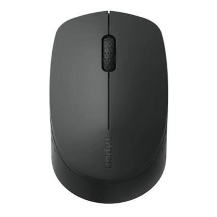 Mouse sem Fio Bluetooth + 2.4ghz 1300 dpi Preto Rapoo M100 - RA009