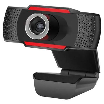 Webcam HD 720p com Microfone Usb Lehmox - LEY-52
