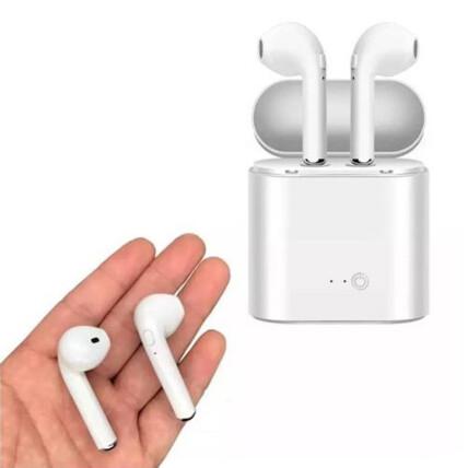 Fone de Ouvido Bluetooth AirPods i7 Tws 5.0 Kapbom - KA-995