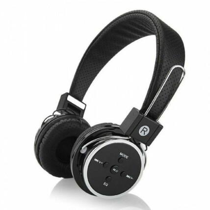 Fone De Ouvido Headset Bluetooth Mp3 com Leitor de Cartão - KA-B05