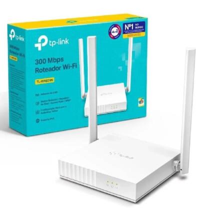 Roteador Wi-fi TP LINK Wireless N 300 Mbps TL-WR829N - TPN0231