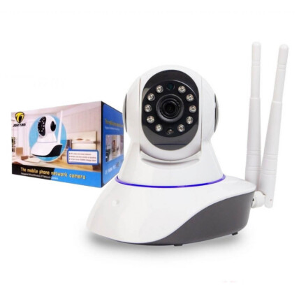 IP Câmera 2.0mp Jortan 2 Receptor de Antena Wifi Hd 1920x1080 02781 - JT-110BW2A