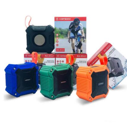 Caixa de Som Bluetooth Alto Falante Portátil com Alça - KA-8512
