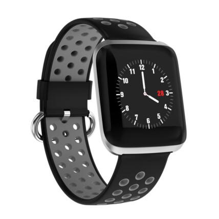 SmartWatch Pulseira Relógio Inteligente com Funções Esporte Saúde e Mensagens - L2