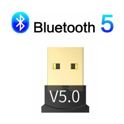 Adaptador Bluetooth 5.0 Usb Mini Receptor - AT-BL5.0