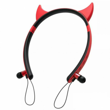 Headfone Bluetooth Intra Auricular Devil EXBOM - HF-C262BT