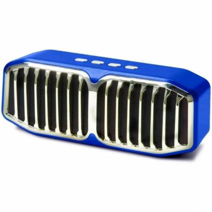 Caixa de Som Portátil Bluetooth Deluxe Infokit - VC-M260BT