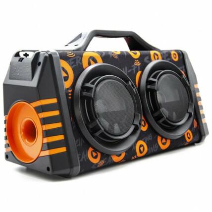 Caixa De Som Bluetooth Portátil Com 30w Subwoofer Xtrad - Xdg-37