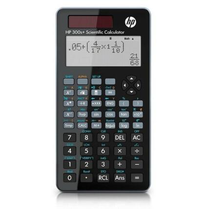 Calculadora Cientifica HP com Display LCD e 315 Funções - 300s+