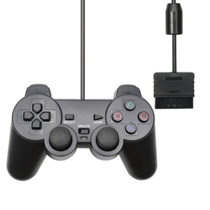 Controle Joystick para Ps2 Dualshock Px2 Blister - LL-089