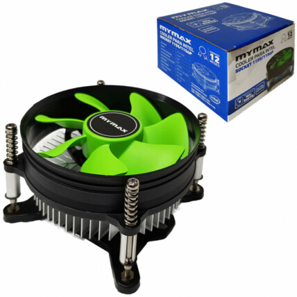 Cooler para Processador Intel 1155/1156 i3 i5 2200Rpm Mymax - MYC/TX900-OR - 8863