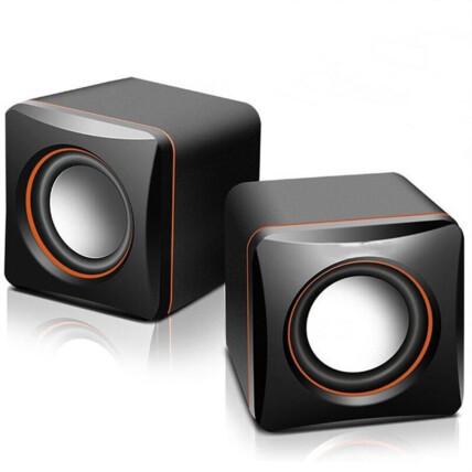 Caixa de Som Mini Digital Speaker para Computador e Notebook - YST-1018(D-02A)