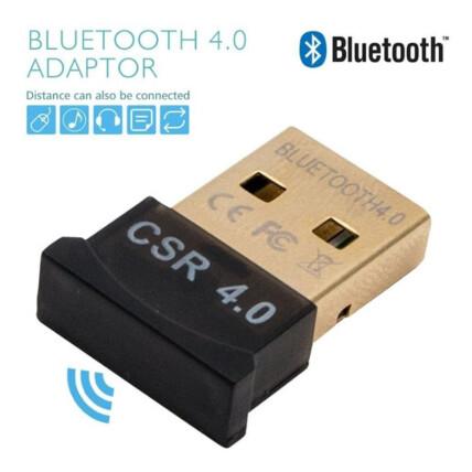 Adaptador Bluetooth 4.0 CSR Receptor USB Dongle - AP-CSR-4.0