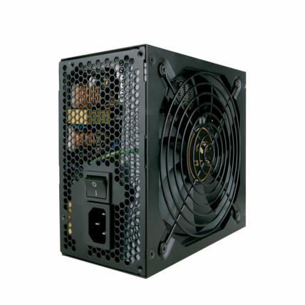 Fonte ATX 500W C3Tech 80Plus Bronze Bivolt Auto - PS-G500B