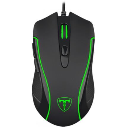 Mouse Gamer T-Dagger Private Led 3200DPI - T-TGM106