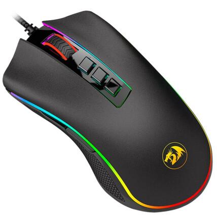 Mouse Gamer Redragon Cobra RGB Chroma 10000DPI - M711