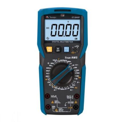 Multímetro Digital Minipa 1000/1000v AC/DC - ET-2042F