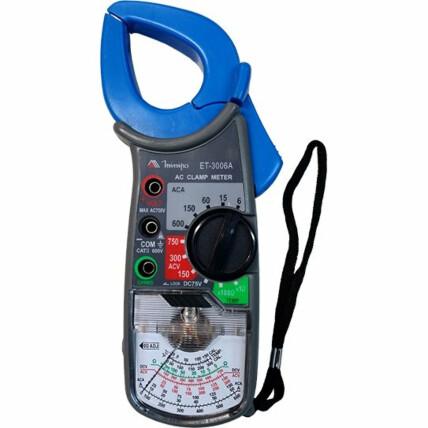 Alicate Amperímetro Analógico Minipa - ET-3006A
