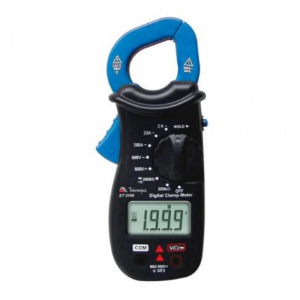 Alicate Amperímetro Digital Minipa de Bolso - ET-3100