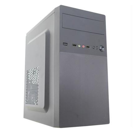 Gabinete K-Mex Preto Texturizado com fonte 200W 2xUSB 2.0 - GM-06TH
