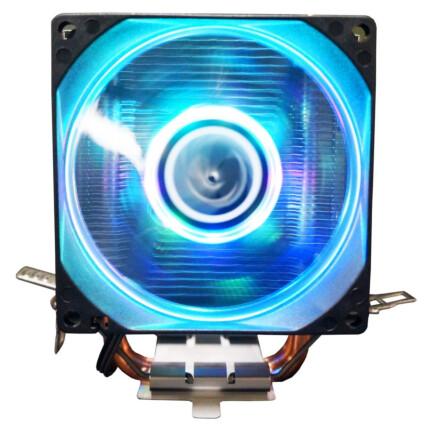 Cooler Gamer para Processador Brazil Pc com Cobre e Led Intel / Amd - CL2800