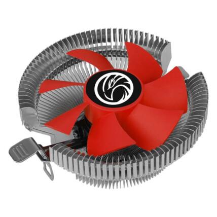 Cooler Brazil PC Universal para Processadores Intel e AMD Vermelho - CLA965W