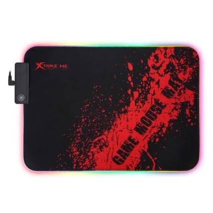 Mousepad Gamer Xtrike-Me 350x250mm RGB - MP-602