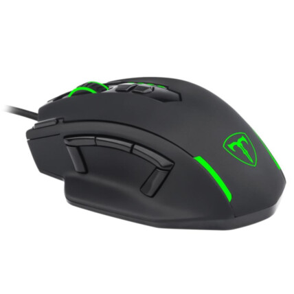 Mouse Gamer T-Dagger Major RGB 11 Botões 8000DPI - T-TGM303