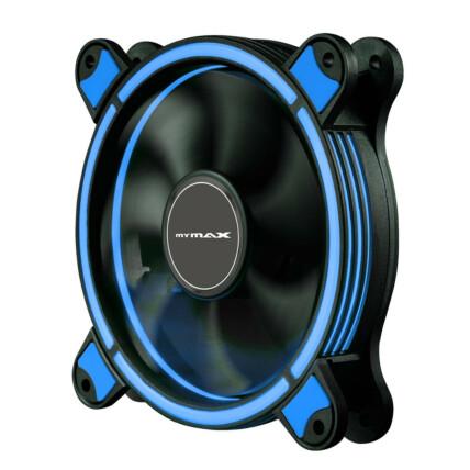 Cooler Fan Ring Mymax Spectrum 120mm 22 LEDs Azul - MYC/FC-SP12025/BL