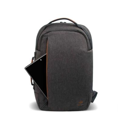"Mochila Para Notebook 15.6"" C3Tech London Cinza -  MC-30GY"