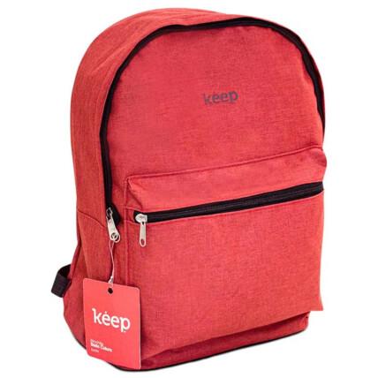 Mochila Para Notebook 15,6 polegadas Keep Colors Multilaser Vermelha - BO434