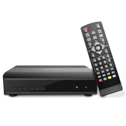 Conversor E Gravador TV Digital Entrada HDMI Multilaser - RE219