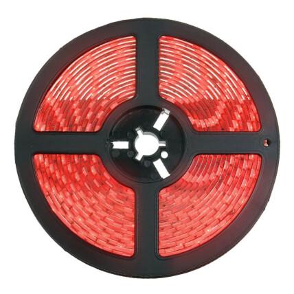 Fita de Led 5050 5 Metros Vermelho LUX POWER - 5050VM